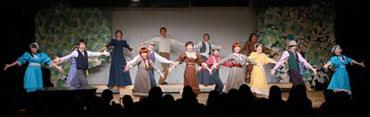 「赤毛のアン」新宿公演