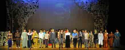 金沢公演 地球憲章 10周年記念イベント写真