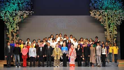 沖縄公演 10周年記念イベント写真